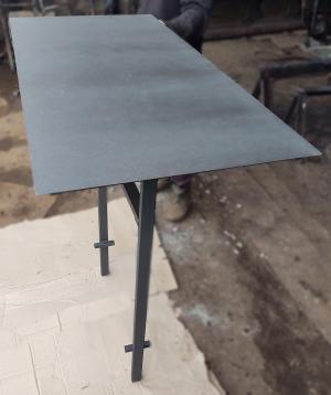 Стол металлический - разборный