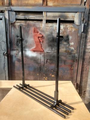 Стол лавка разборные из Металла (по почте).
